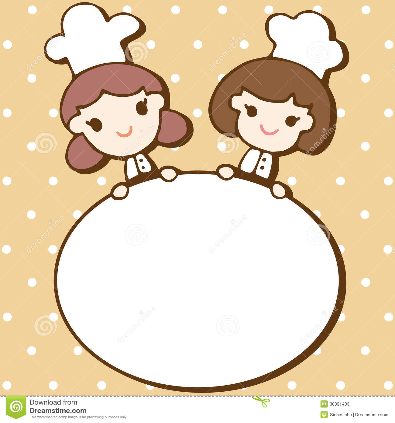 Cute chef woman clipart svg royalty free library Cute chef woman clipart - ClipartFest svg royalty free library