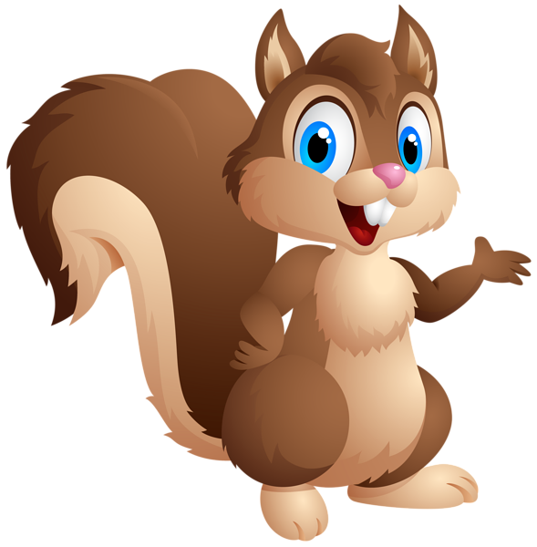 Cute thanksgiving squirrel nut clipart graphic free download Cute Squirrel Cartoon PNG Clipart Image | PNG-jpg | Pinterest ... graphic free download