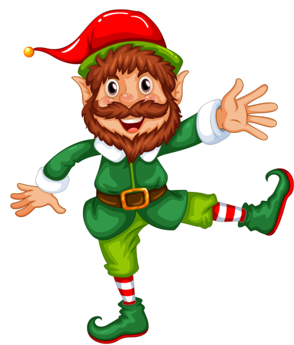 Cute christmas elf clipart image download Beautiful Elf Clipart Png – Best Digital Clipart For You image download