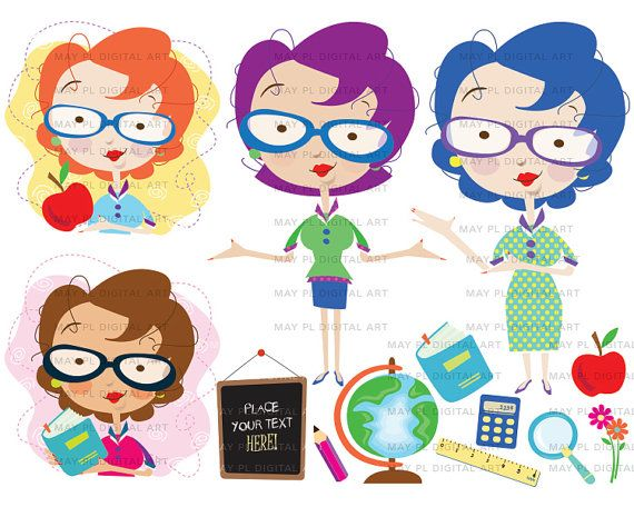 best ideas about. Cute clip art for teachers