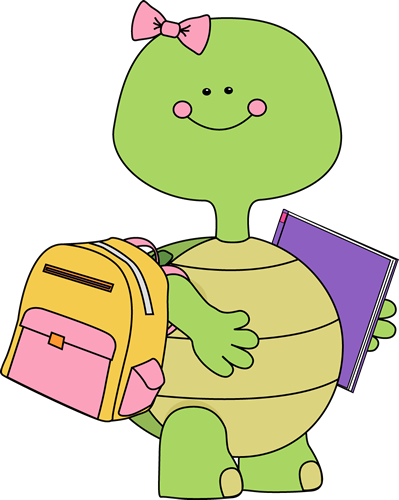 Turtle images going to. Cute clip art for teachers