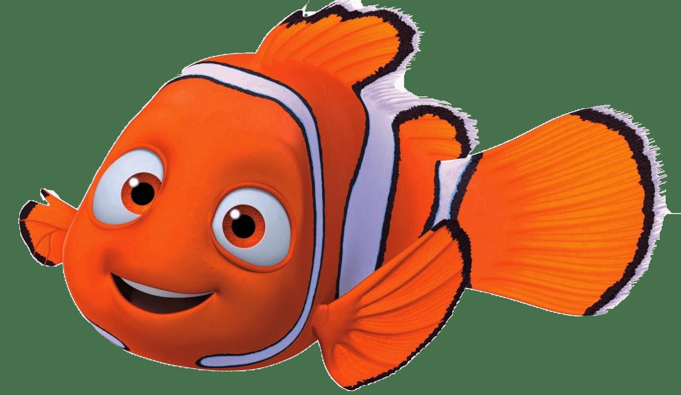 collection of nemo. Cute clown fish clipart