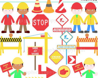 Cute construction site clipart banner transparent Cute construction site clipart - ClipartFest banner transparent