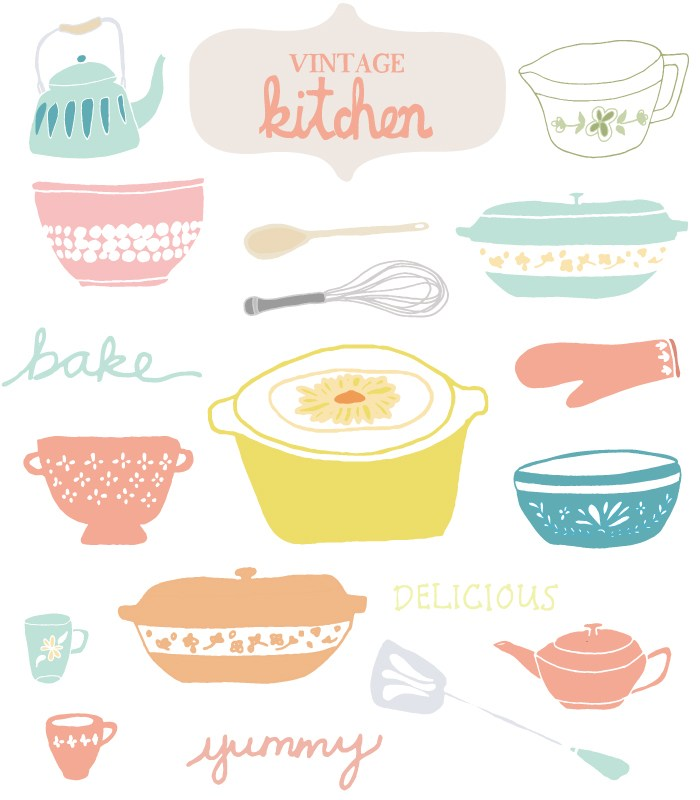 Cute kitchen clipart clip art library stock Cute cooking clipart 9 » Clipart Portal clip art library stock