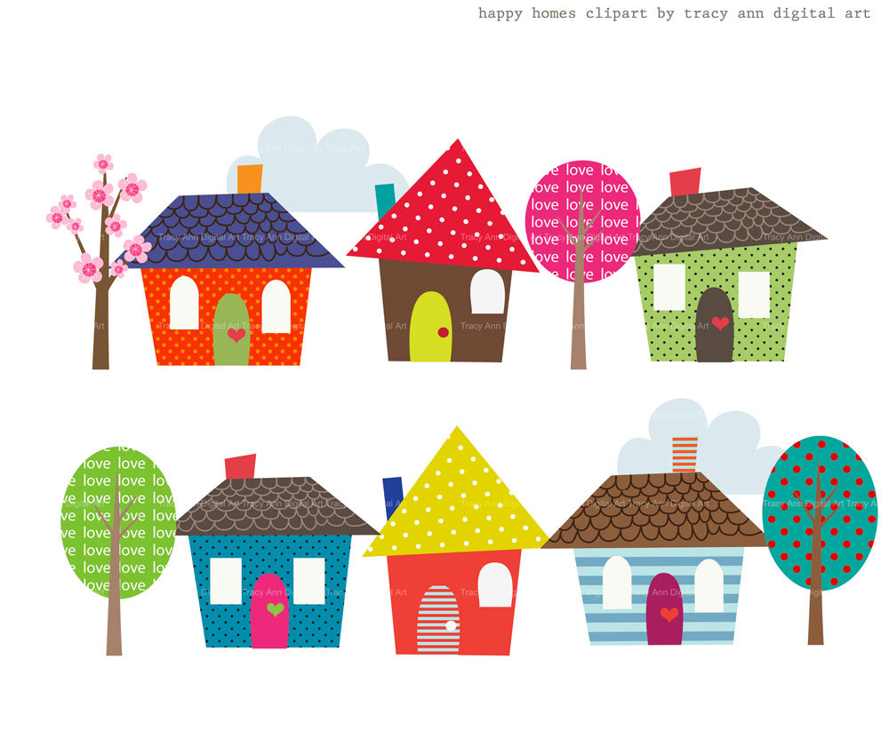 Cute country home sweet home clipart picture royalty free Cute country home sweet home clipart - ClipartFest picture royalty free