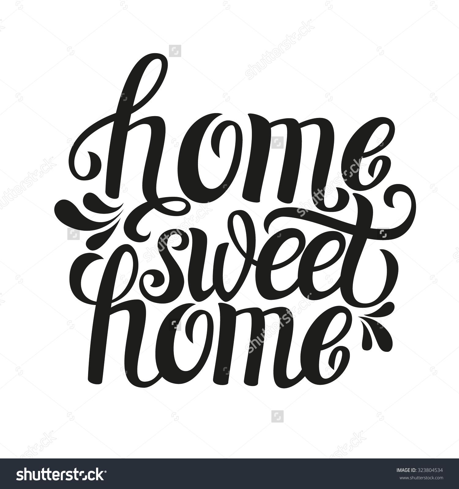Cute country home sweet home clipart svg stock Cute country home sweet home clipart - ClipartFest svg stock
