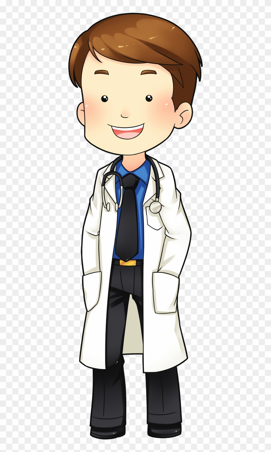 Cute - Cute Doctor Clipart - Png Download (#28415) - PinClipart png transparent