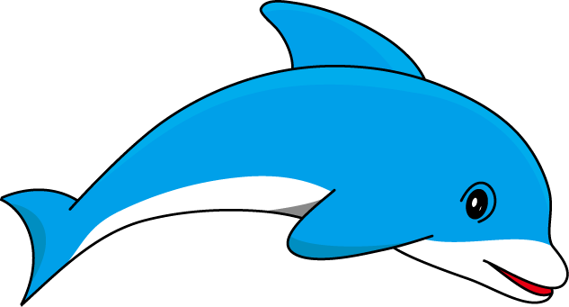 Cute dolphin clipart clipart transparent library Cute dolphin clipart 2 » Clipart Station clipart transparent library
