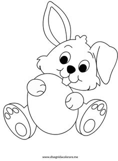 Easter Bunny Clipart Black And White – HD Easter Images banner black and white stock