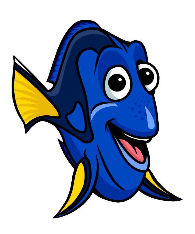 Cute finding nemo characters clipart flo vector library download Fish Cartoon Nemo Picture Clipart Free Clip Art Images | Music ... vector library download