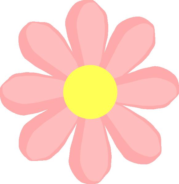 Pretty flower clipart vector freeuse Cute flower clipart for your project | ClipartMonk - Free Clip Art ... vector freeuse