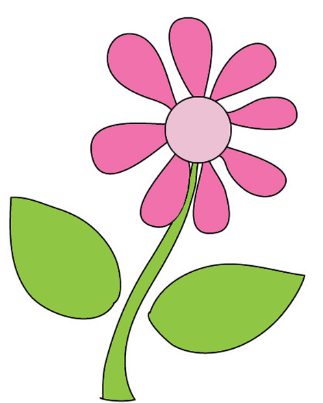 Cute flower clipart png vector transparent download Flower Image Gallery - Useful Floral Clip Art vector transparent download