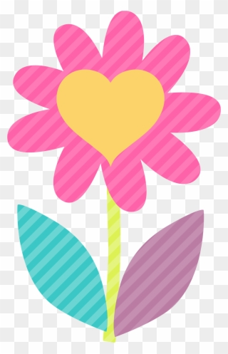 Cute flower cliparts svg free Free PNG Cute Flowers Clip Art Download - PinClipart svg free