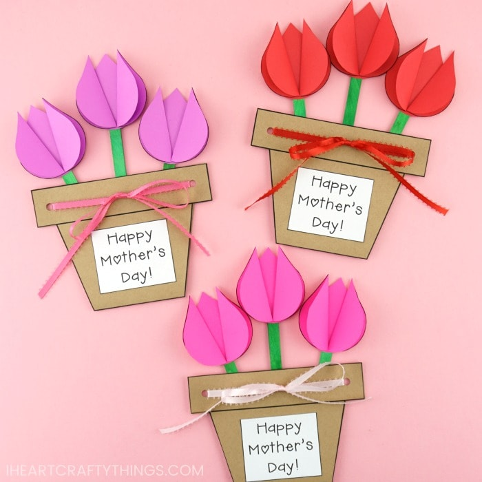 Cute flower pots clipart for mothers day picture freeuse download Mother\'s Day Flower Pot Craft -Easy gift for kids to make ... picture freeuse download