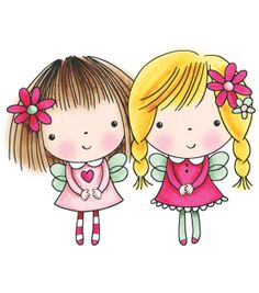 239 Best Clip Art--Girls images in 2017 | Baby dolls, Cute pictures ... image library download