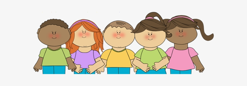 Courtesy Clipart Cute - Lesson Plan My Friends Theme For ... transparent download