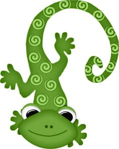 Cute gecko clipart vector royalty free library Free Cute Gecko Cliparts, Download Free Clip Art, Free Clip Art on ... vector royalty free library