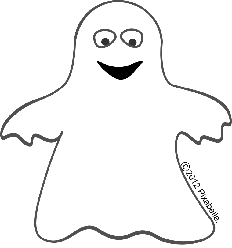 Halloween ghost pictures clipart picture library stock Cute ghost clipart clipart kid - Cliparting.com picture library stock