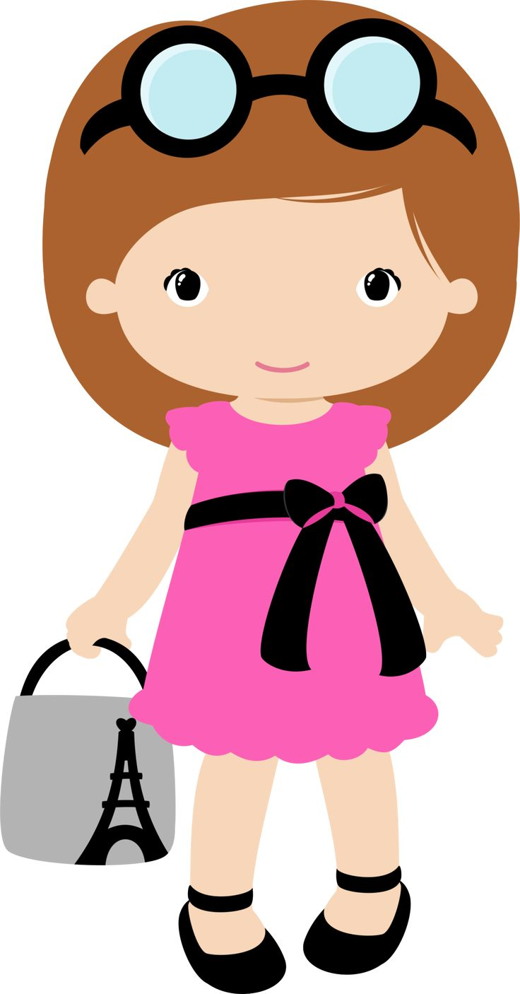 Girl cute clipart - Clip Art Library image library download