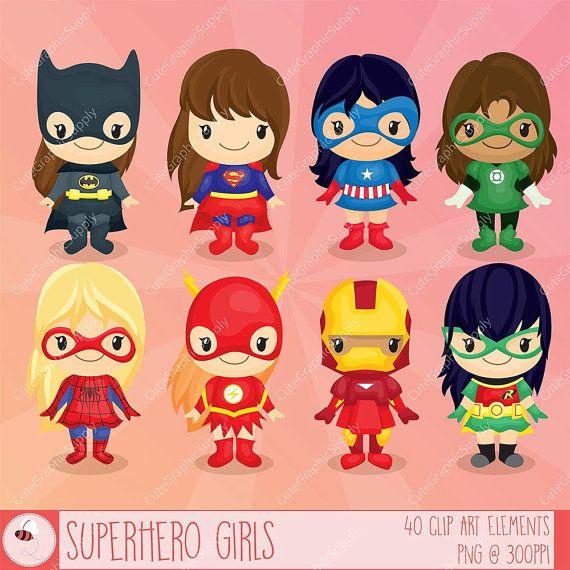 Cute girl superhero clipart clipart free stock Superhero girls clipart, Superhero clipart, girls clipart, comic ... clipart free stock