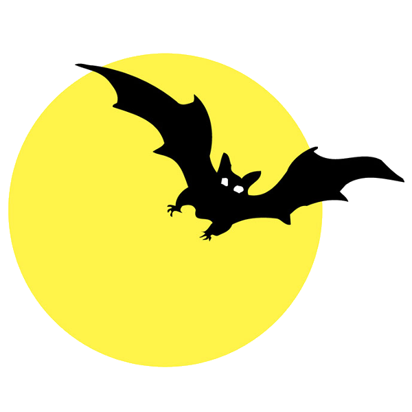 Cute halloween bat clipart png clip art royalty free download 28+ Collection of Clipart Halloween Chauve Souris | High quality ... clip art royalty free download