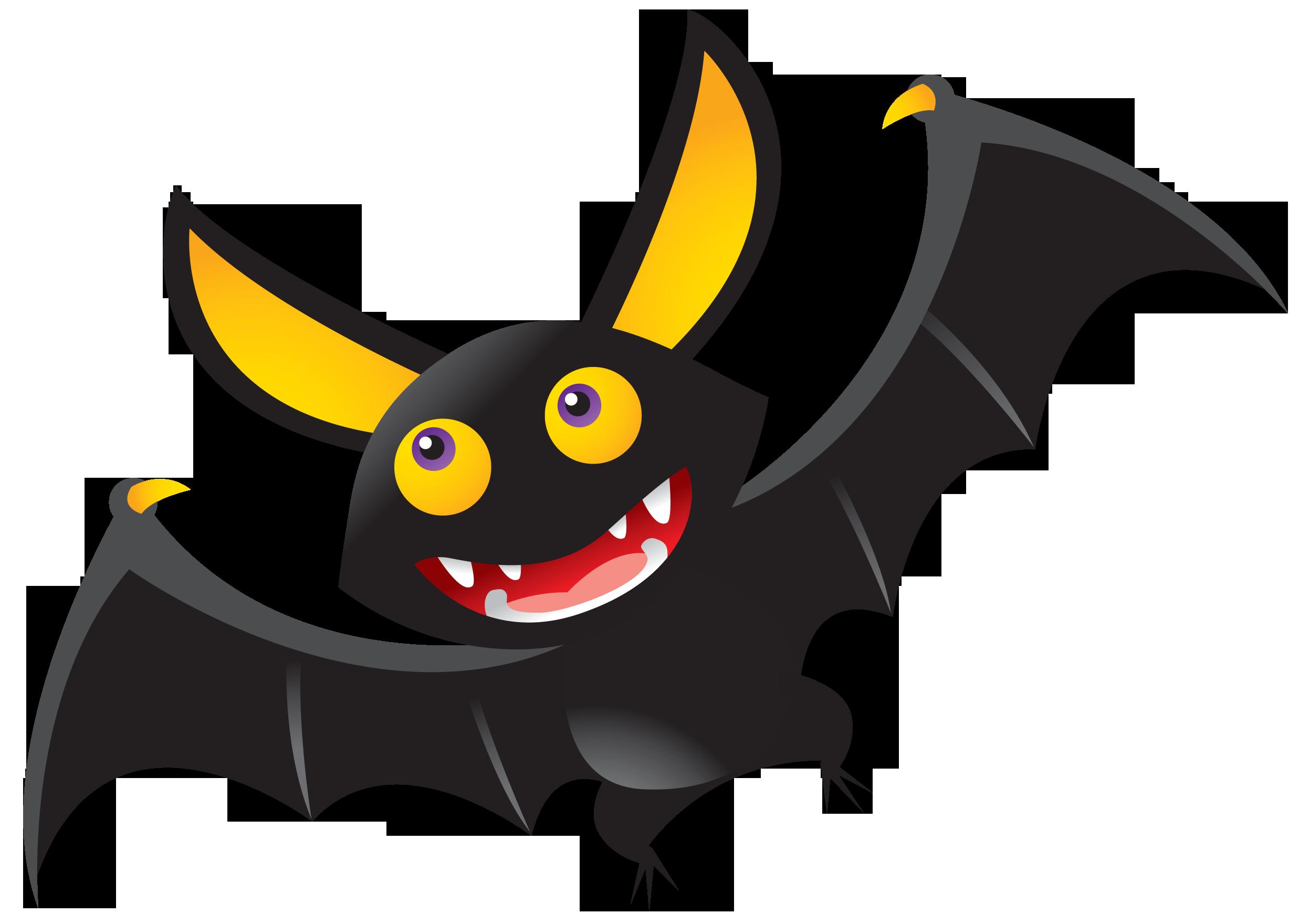 Cute halloween bat clipart png clip royalty free download Cute Halloween Bat Clipart | Clipart Panda - Free Clipart Images clip royalty free download