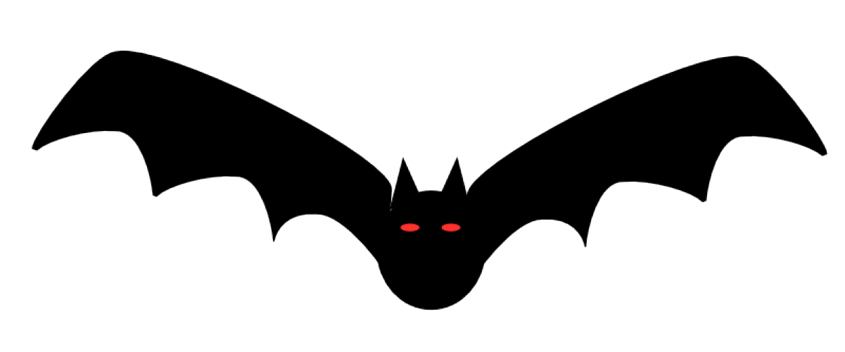 Cute halloween bats clipart image free  image free