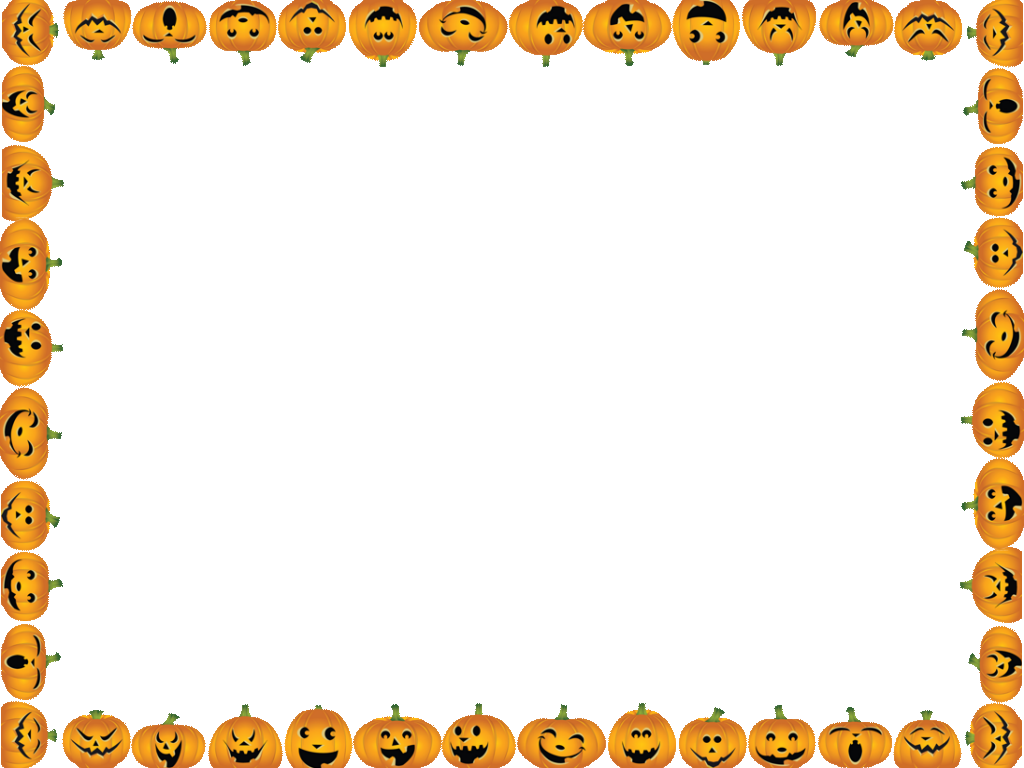 Free halloween clipart border vector free stock 28+ Collection of Halloween Clipart Border Landscape | High quality ... vector free stock