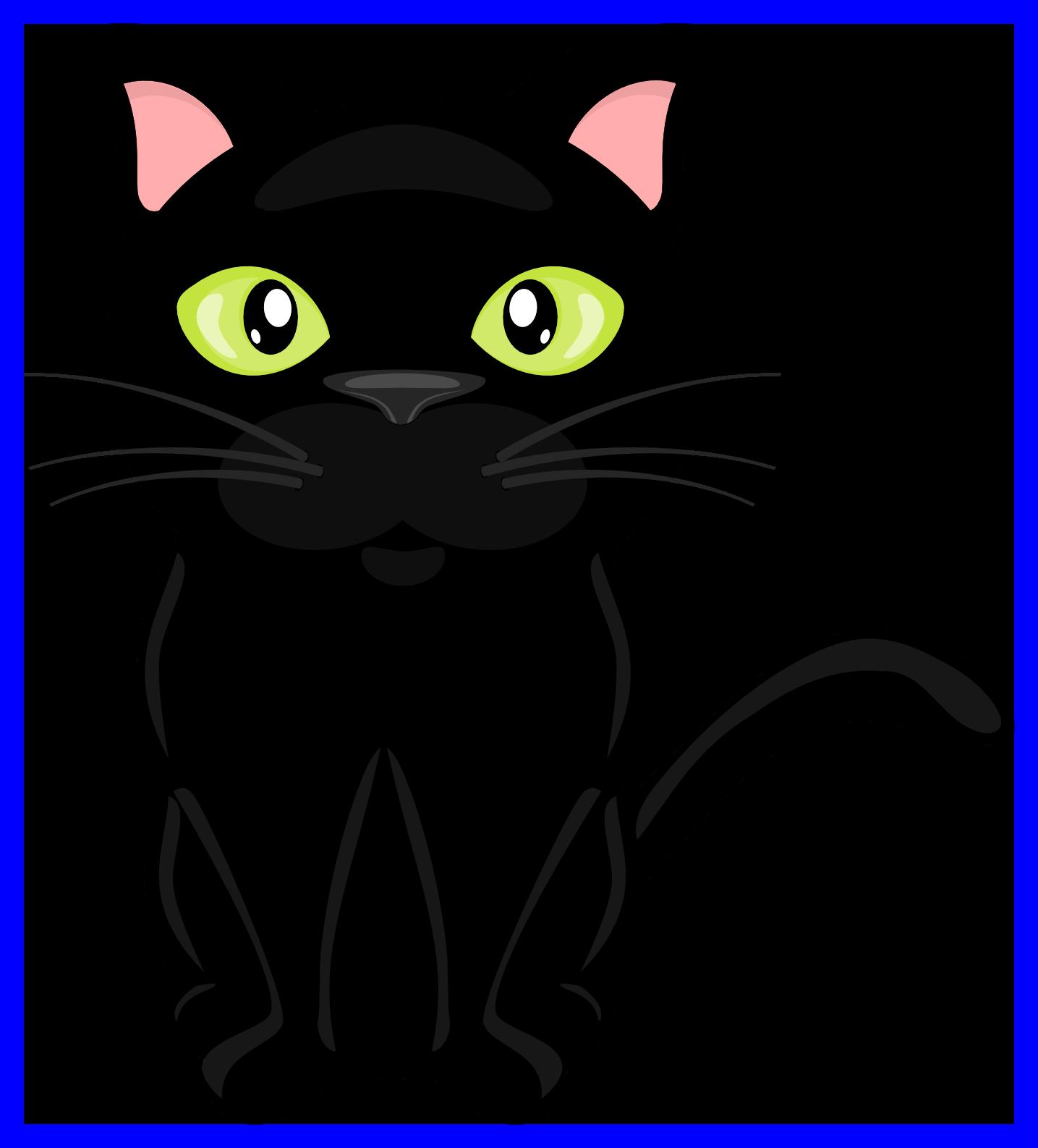 Cute halloween cat clipart clipart royalty free Cute Halloween Cat Pictures - Free Cute Cat Wallpapers clipart royalty free