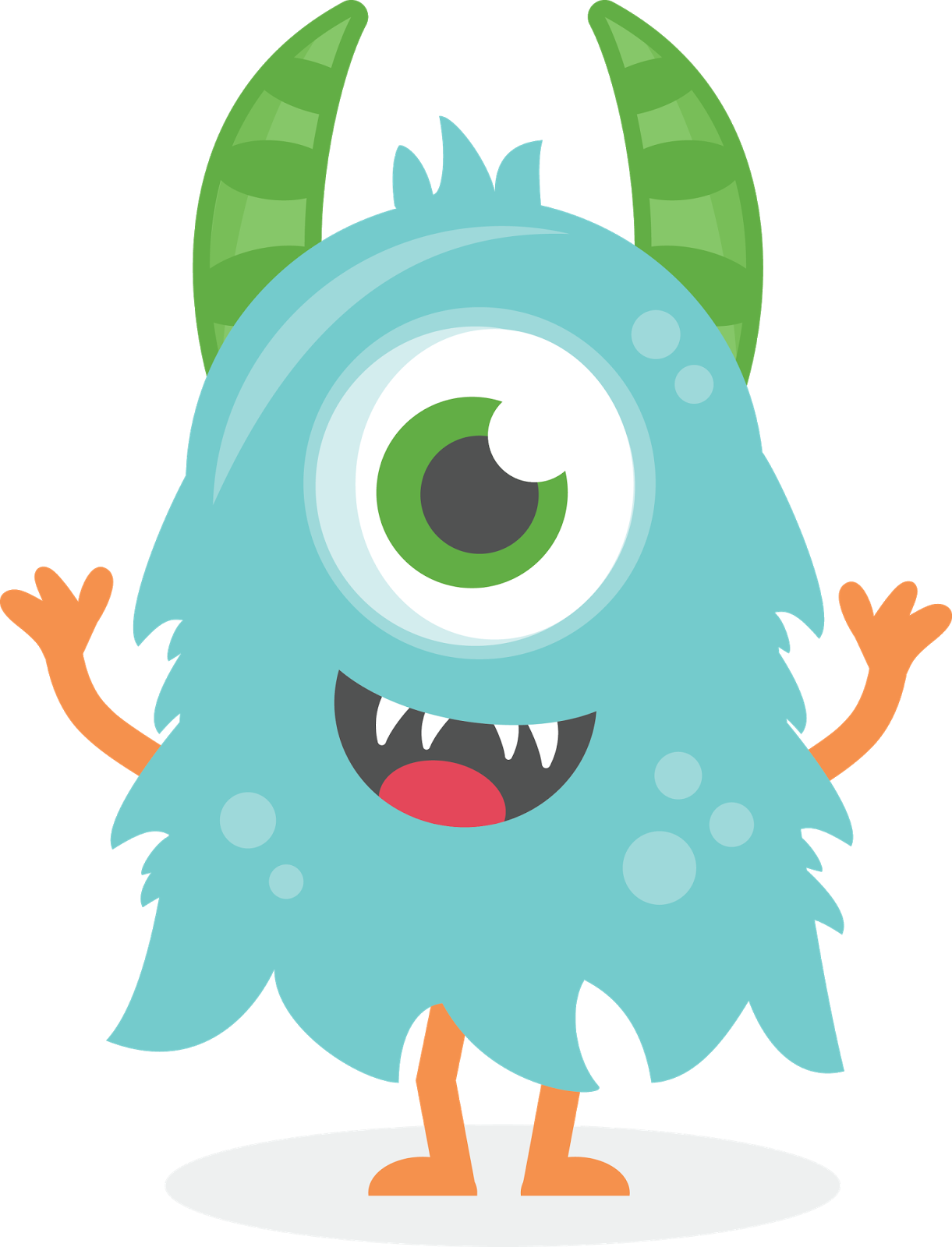 Halloween monster clipart vector free stock monster clipart cute - Pesquisa Google | Monster | Pinterest ... vector free stock