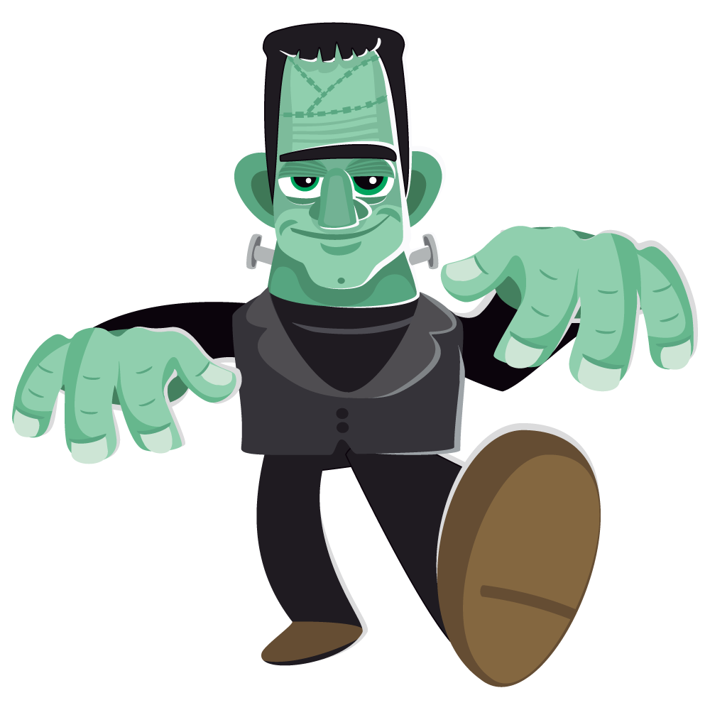 Free halloween clipart bride of frankenstein svg transparent 28+ Collection of Frankenstein Clipart Images | High quality, free ... svg transparent