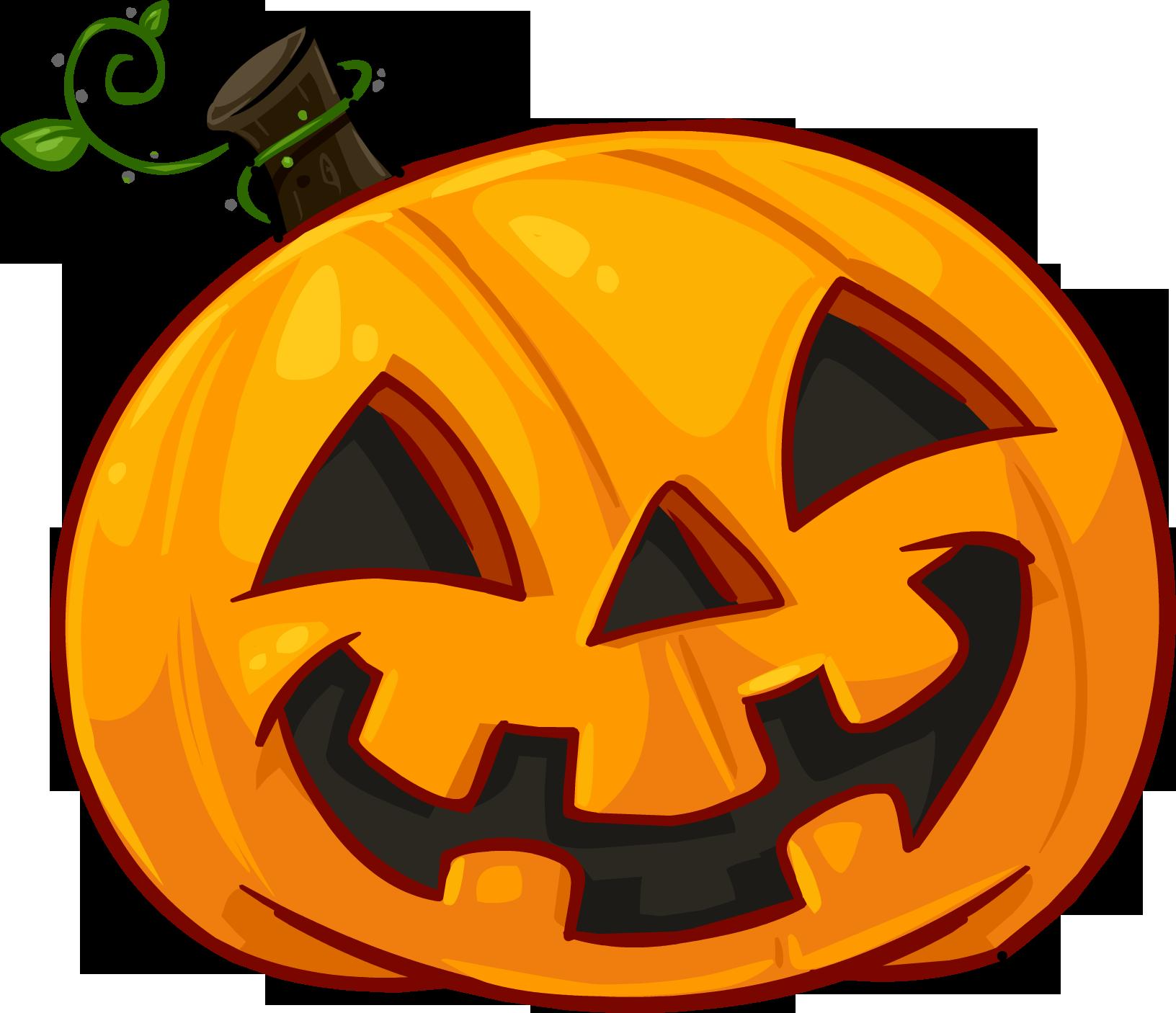 Halloween el blog de. Fancy pumpkin clipart