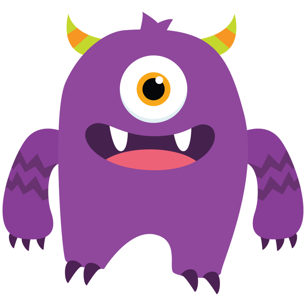 Halloween monster clipart image transparent download Monster clipart free images | 1st Birthday Party ideas | Pinterest ... image transparent download