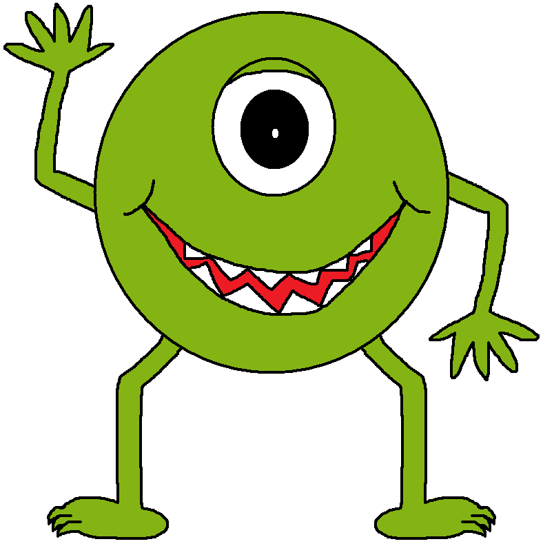Halloween monster clipart picture transparent Monster clip art cartoon free clipart images | Hayley and aidan ... picture transparent