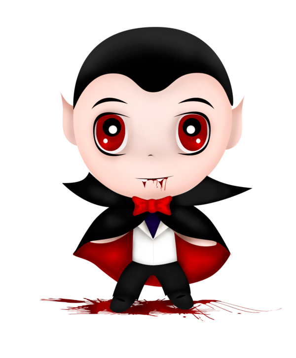 Cute halloween vampire clipart. Dracula by edaherz on