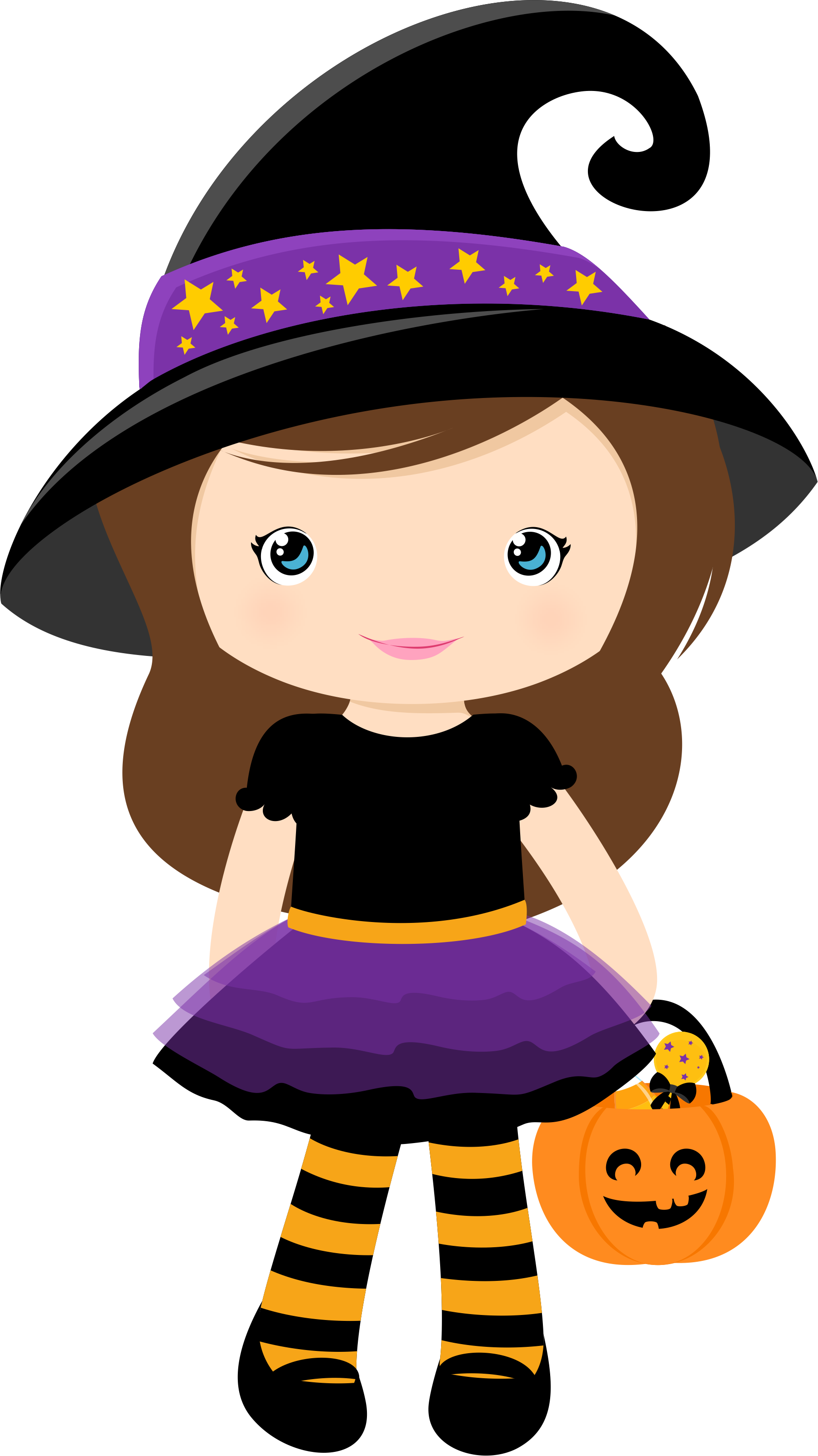 Halloween story clipart svg library stock ☆·.·´¯`·.·☆La Casita de Vero☆·.·´¯`·.·☆: LLego el Hallowen ... svg library stock