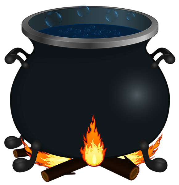 Halloween Cauldron PNG Clipart Image | Halloween | Pinterest ... vector library