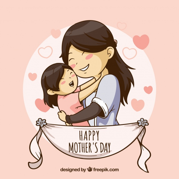 Cute happy mothers day cliparts graphic free library Cute background for happy mother\'s day | Stock Images Page | Everypixel graphic free library