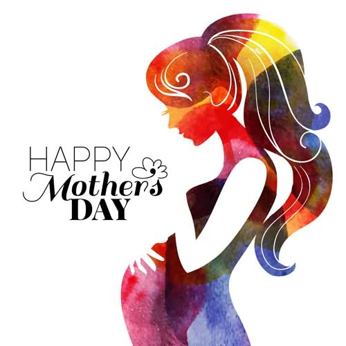 Cute happy mothers day cliparts image library library 31 Awesome Mother Day Wish Pictures And Images image library library