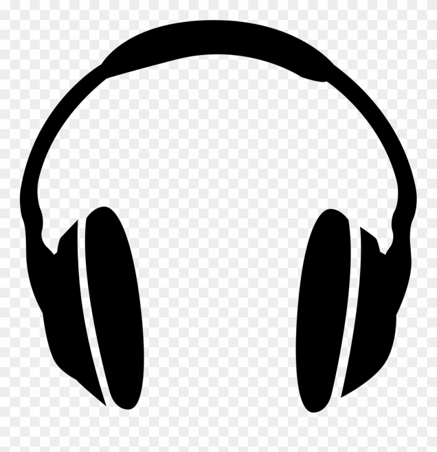 Cute headphones clipart jpg royalty free stock Headphones Clipart Svg - Cartoon Headphones Png Transparent Png ... jpg royalty free stock
