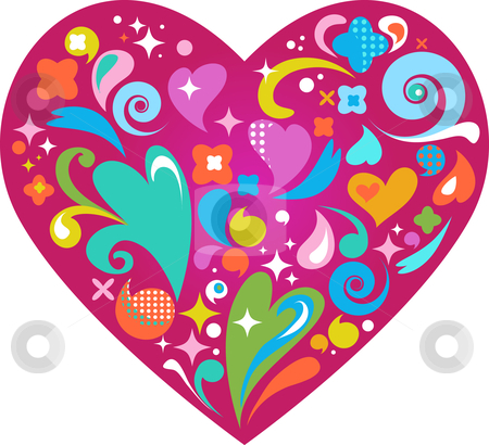 Cute hearts clipart picture transparent download Cute valentine hearts clipart - ClipartFox picture transparent download