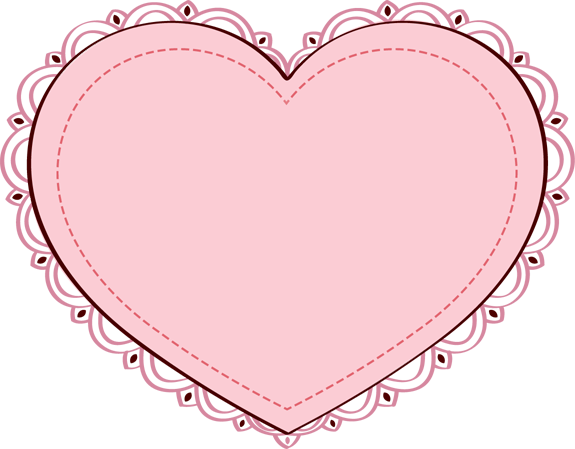 Cute hearts clipart graphic transparent download Pretty heart clipart - ClipartFest graphic transparent download