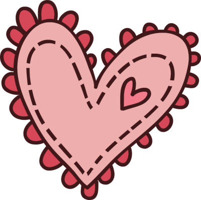 Cute hearts clipart clipart Cute Heart Clipart - Clipart Kid clipart