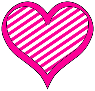 Cute hearts clipart freeuse stock Cute Heart Clipart - Clipart Kid freeuse stock