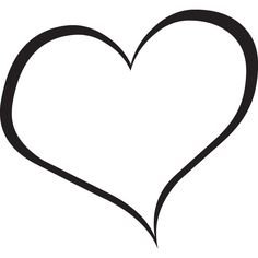 Cute hearts clipart black and white clipart free Cute heart black and white clipart - ClipartFest clipart free