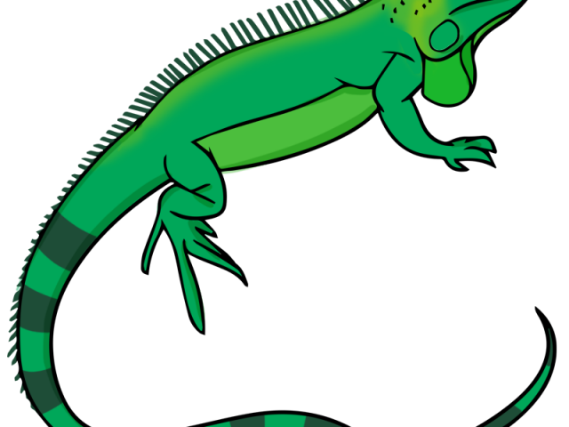 Cute iguana clipart clipart black and white stock Cute iguana clipart images gallery for free download | MyReal clipart black and white stock