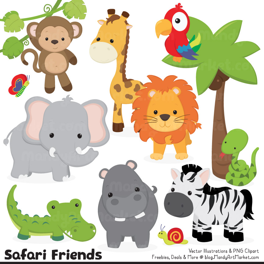Cute instagram clipart. Free clipartfox jungle animals