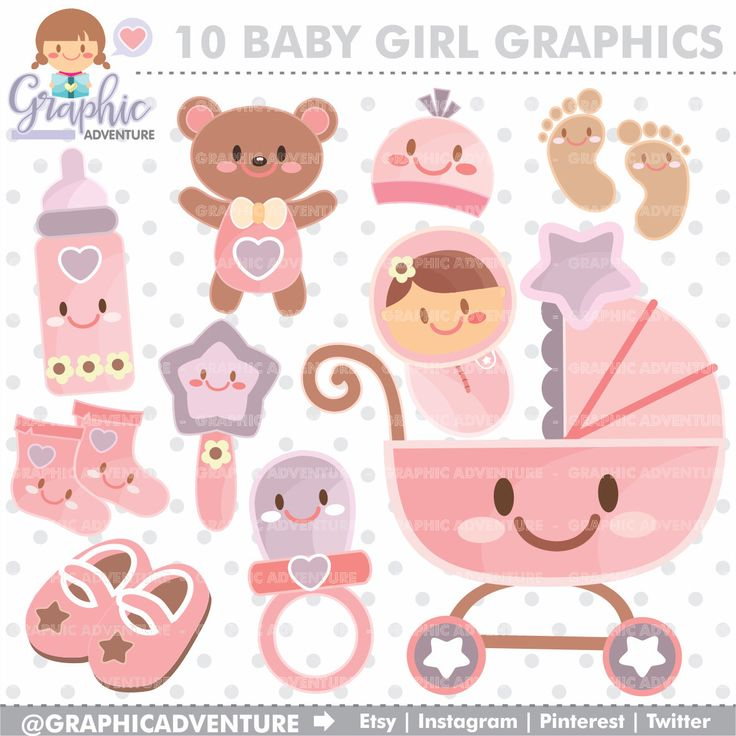 Cute instagram clipart image black and white 17 Best images about Baby - ClipArt on Pinterest   Baby girls ... image black and white