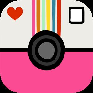 Cute instagram clipart svg free stock Cute instagram clipart - ClipartFest svg free stock
