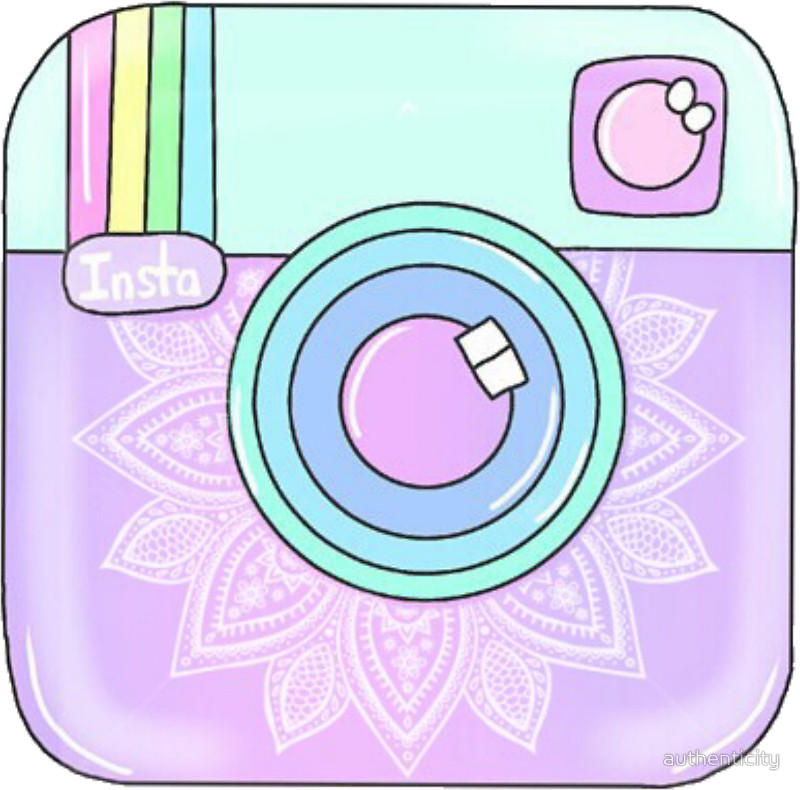 Logo stickers by authenticity. Cute instagram clipart